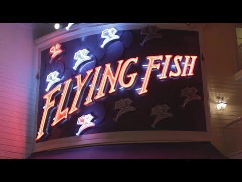 Flying Fish Restaurant, Disney's BoardWalk, Walt Disney World Resort