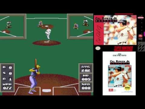 SNES A Day 127: Cal Ripken Jr. Baseball