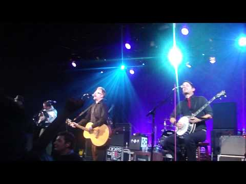 Flogging Molly - Us Of Lesser Gods Live @ The Commodore Ballroom, Vancouver