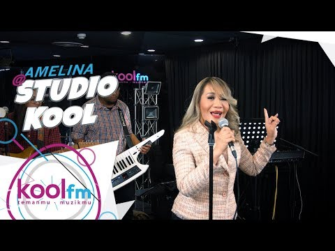 AMELINA - Asyik (LIVE) - Studio Kool