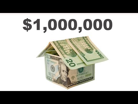 How To Make $1,000,000 In Real Estate