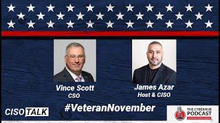 #VeteranNovember with Vince Scott