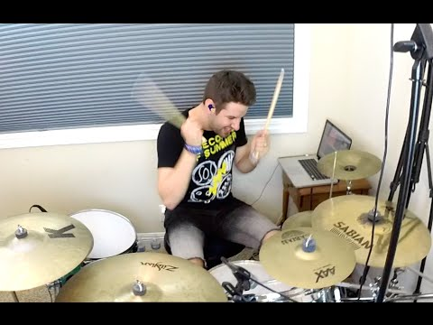 5 Seconds Of Summer - Safety Pin (NEW SONG 2015) - Drum Cover - Studio Quality (HD)