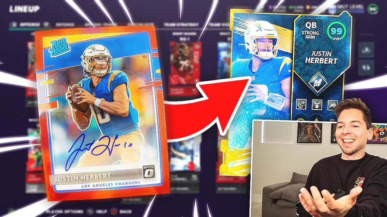 HUGE Autograph in IRL Pack & Play! Madden 21