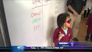 Kids Science Labs on WGN - Mentos Experiment