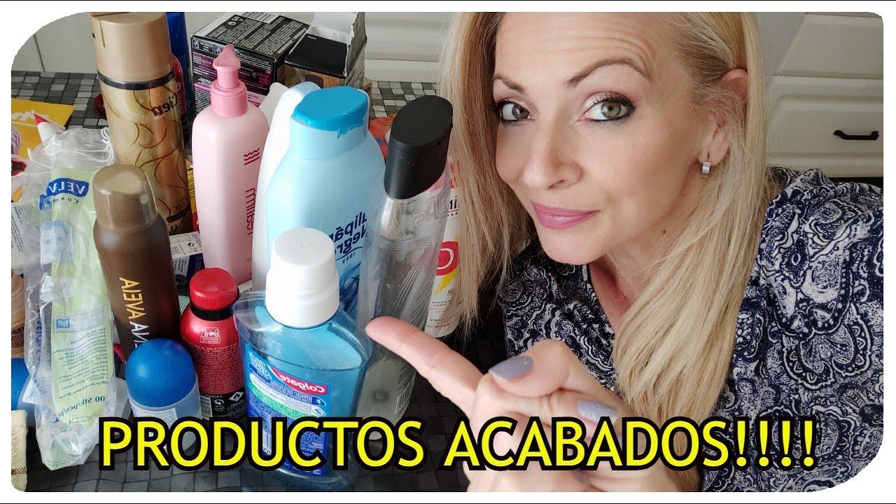 PRODUCTOS ACABADOS DE HIGIENE , CUIDADO,  PERFUME ,ETC...