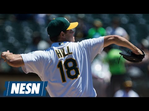 Dodgers Acquire Rich Hill, Josh Reddick From A