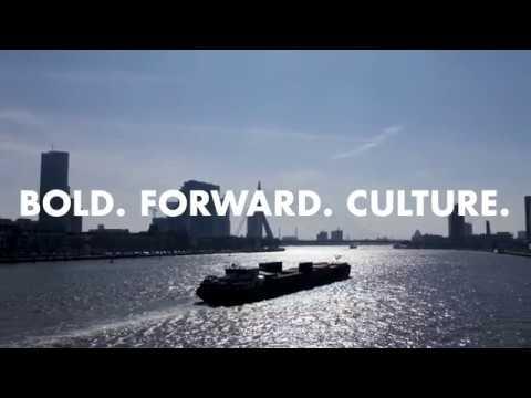 Rotterdam Partners Instameet to Rotterdam Makers District (RDM)
