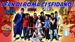 FAN Romani vs PirlasV - Calcio Challenge e Crossbar Challenge