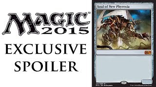 Magic 2015 Preview Card: Soul of New Phyrexia