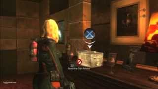 RE Revelations - Rachael (Italian Voice)  Raid Mode Stage 14 SOLO Rank S HD