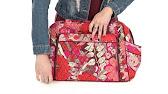 5ff0bade4c Vera Bradley Luggage Stroll Around Baby Bag SKU 8837512