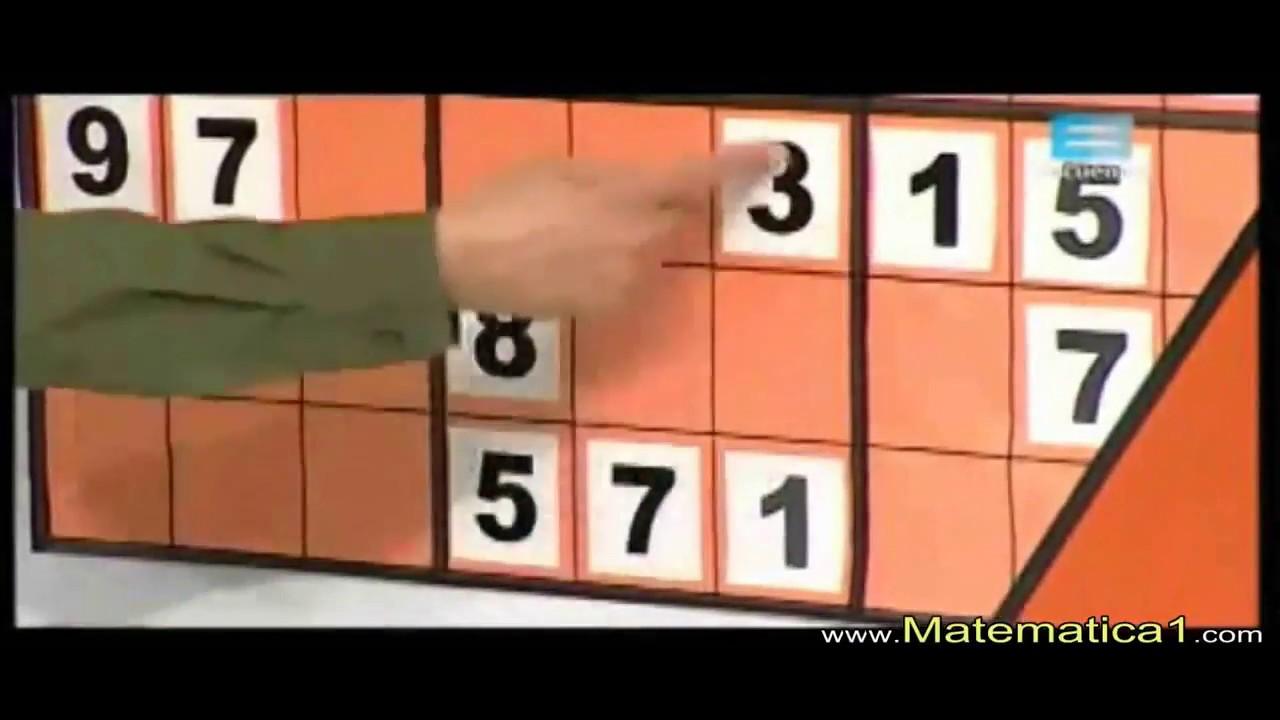 El Sudoku Y Como Se Juega Youtube