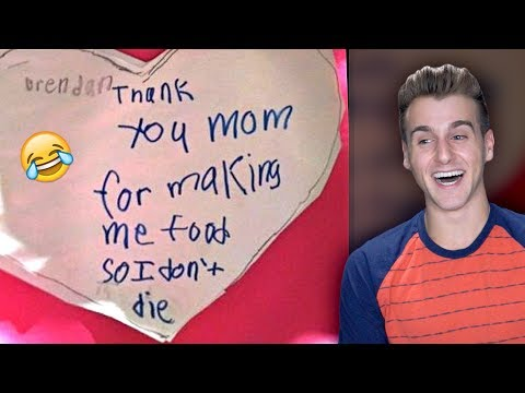 Thumbnail: More Funniest Kid Notes!