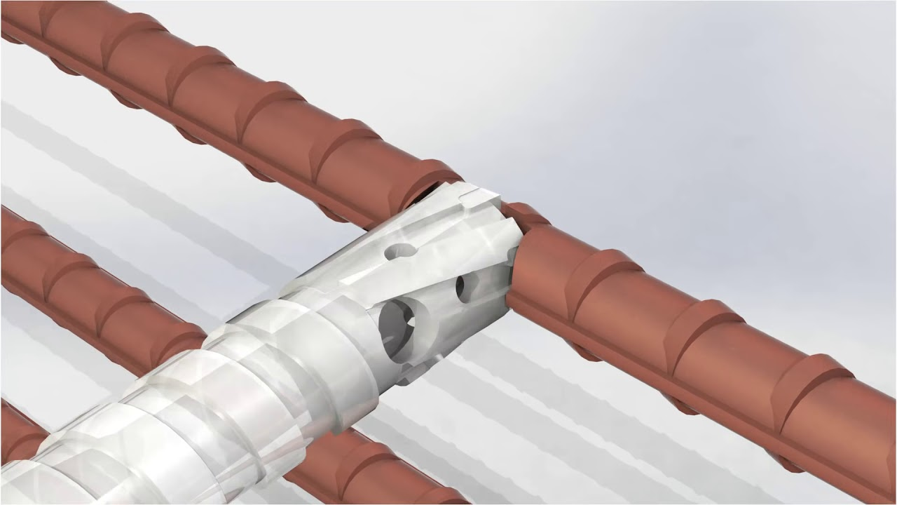Diamond Core Drill Bit >> 3Keego | Rebar Cutter - YouTube