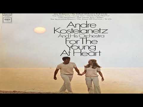 Andre Kostelanetz and his Orchestra - For The Young At Heart  GMB