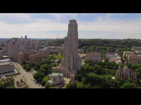 Cathedral of Learning Fly-by