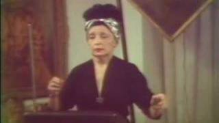 "Theremin - Clara Rockmore play ""The Swan"" (Saint-Saëns)"