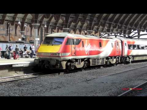 Passenger Trains Of England, UK