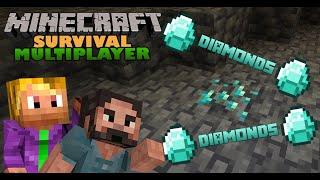 ⛏ Finding Diamonds in Minecraft  1.17 ⛏