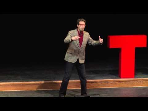Homo habilis U - Reinventing the University Experience: John Boyer at TEDxBinghamtonUniversity