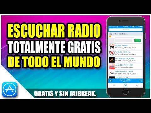 Escuchar radio FM y AM gratis desde el iPhone   Simple Radio FM & AM en Vivo