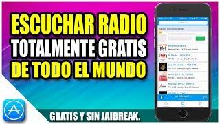 Escuchar radio FM y AM gratis desde el iPhone | Simple Radio FM & AM en Vivo