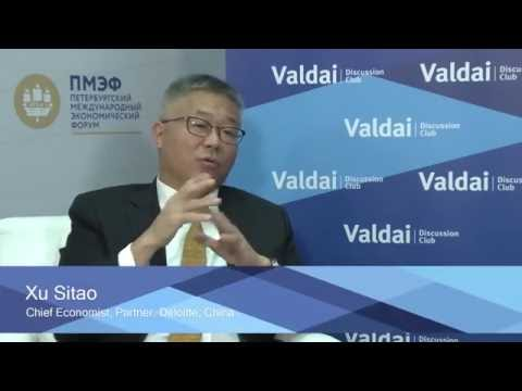 Xu Sitao on China's Future Trends and Choices