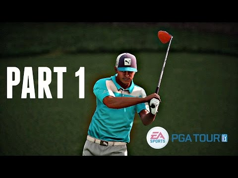 Rory McIlroy PGA Tour Walkthrough Part 1 - TPC SAWGRASS - RICKIE FOWLER! (Xbox One/Ps4 Gameplay HD)