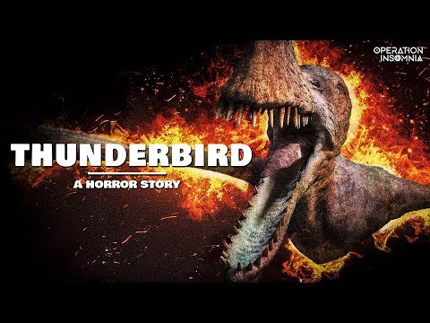 Thunderbird | A Horror Story | Native American Monster | Scary Stories