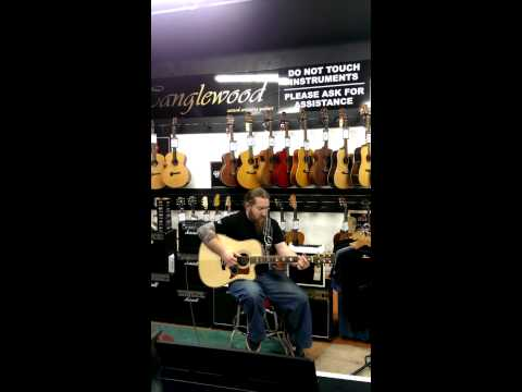 Music World Loughrea - Tanglewood TW1000 Sundance and T6 amplifier