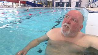 Swimming to save your life | ITV News