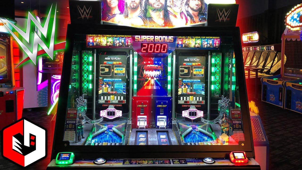 Wwe Slot Games