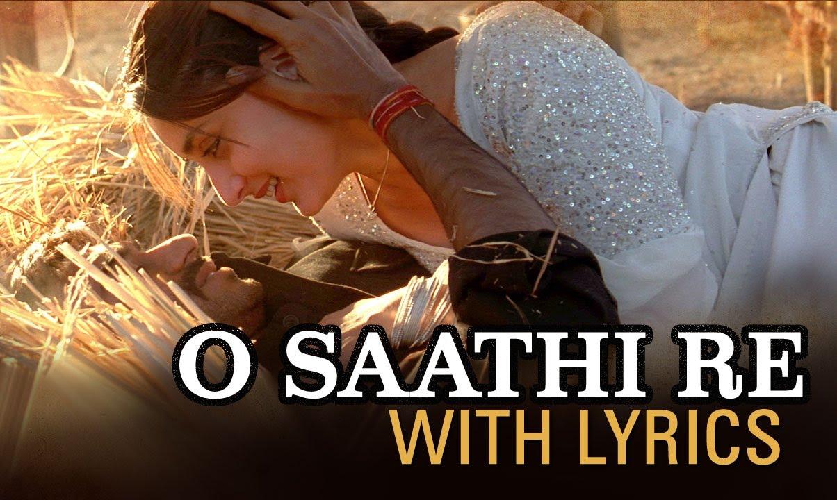 O Sathi Re Tere Bina Bhi Kya Jeena Full Hd Old Song
