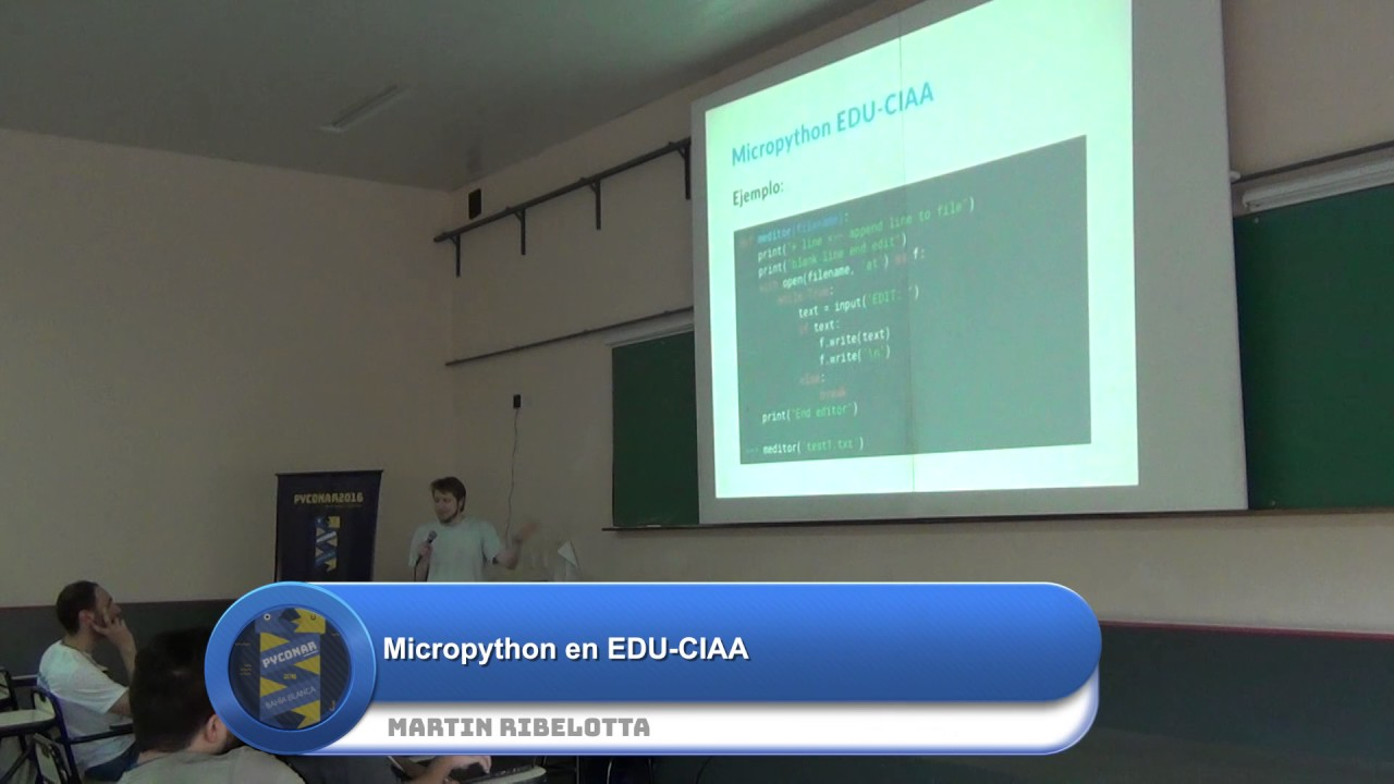 Image from Micropython en EDU-CIAA