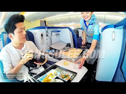 ANA Cabin Crew : Service from the Heart! Great Service! All Nippon Airways 全日空 CAさん
