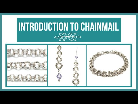 Introduction to Chainmail - Beaducation