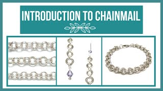 Introduction to Chainmail - Beaducation.com