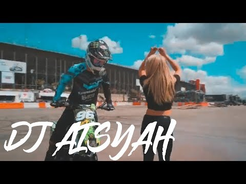 DJ AISYAH MAIMUNAH PALING ENAK - FREESTYLE MOTOCROSS 2018