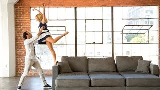 Lovesac Sactionals with Chelsie Hightower: Full Dance