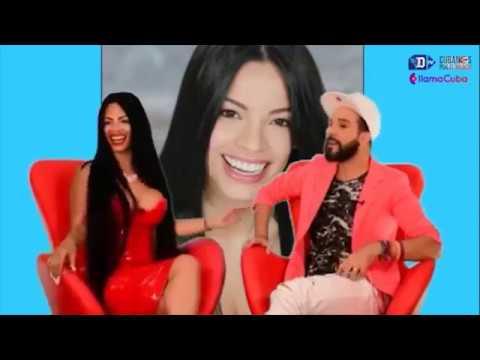 Entrevista a la bella cubana Dayami Padrón en Hola! Ota-Ola