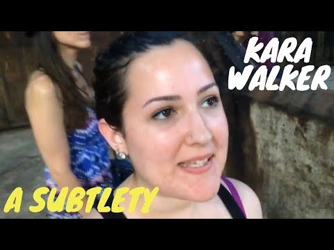 "Kara Walker - ""a Subtlety"""