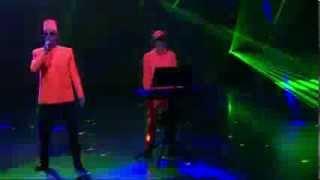 Vocal Pet Shop Boys - Motor Show 09/09/2013 -