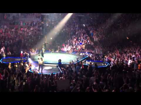 New Kids On The Block (NKOTB) LIVE - The Package Tour Concert in Las Vegas July 6, 2013 - PART 2