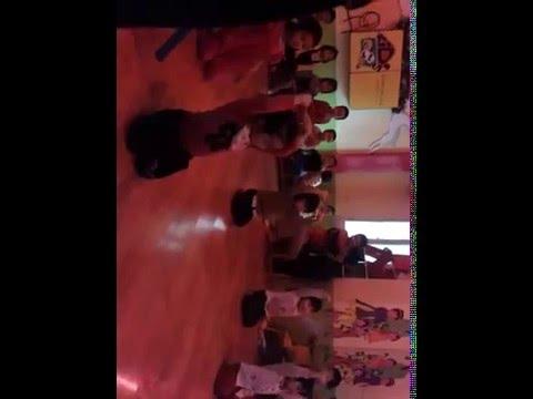 Múa Aerobic bài Đi học