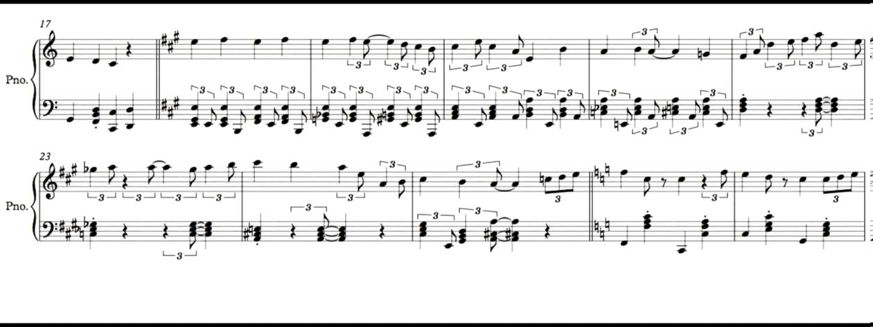 Toontown Online Sheet Music - Main Theme (Piano) - YouTube