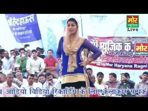 SAPNA CHAUDHARY II SOLID BODY II BEST HARYANVI DANCER HDnew