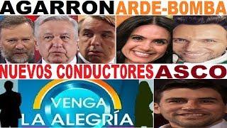 PATO BORGHETTI MAURICIO BARCELATA TELEVISA VLA PENELOPE MENCHACA LEO ZUCKERMAN TV AZTECA