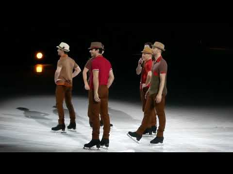 "Stars on Ice Hamilton 2018 - Retake ""Feel it still"" introduced by Scott Moir"