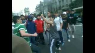 Pelea Callejera (street fight)